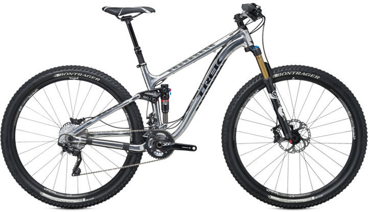 Trek Fuel EX 9 29 - First Look: All-New Trek Remedy 29 and Fuel EX 29 - Mountain Biking Pictures - Vital MTB