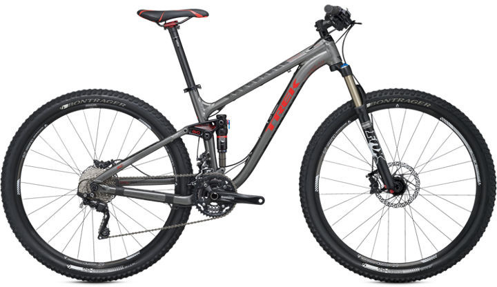 Trek Fuel EX 8 29 - First Look: All-New Trek Remedy 29 and Fuel EX 29 - Mountain Biking Pictures - Vital MTB