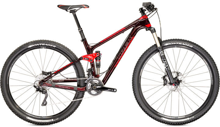 Trek Fuel EX 9.8 29 Carbon - First Look: All-New Trek Remedy 29 and Fuel EX 29 - Mountain Biking Pictures - Vital MTB