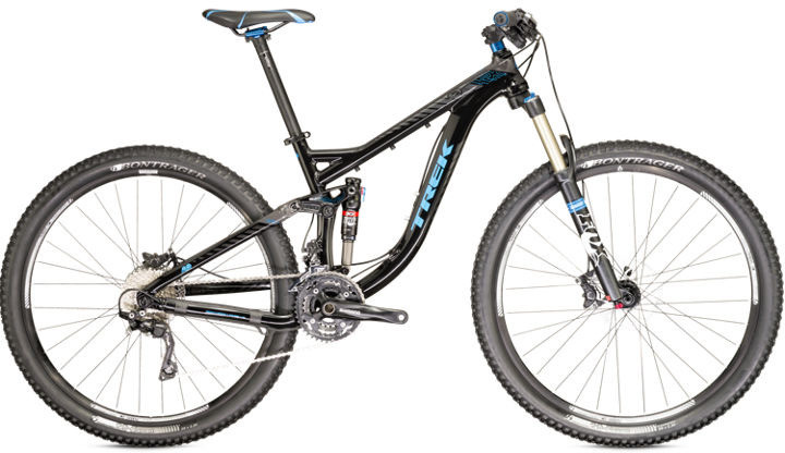 Trek Remedy 8 29 - First Look: All-New Trek Remedy 29 and Fuel EX 29 - Mountain Biking Pictures - Vital MTB