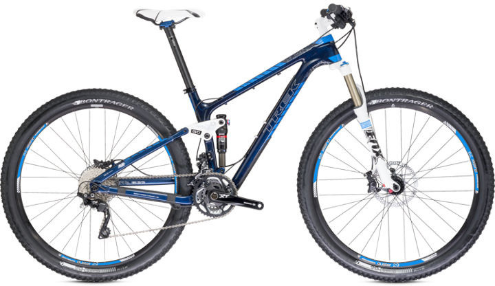 Trek Fuel EX 9.7 29 Carbon - First Look: All-New Trek Remedy 29 and Fuel EX 29 - Mountain Biking Pictures - Vital MTB