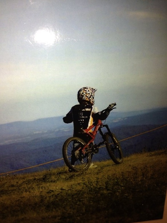 #ThrowbackThursday - Troy Brosnan, Super Grom - bturman - Mountain Biking Pictures - Vital MTB