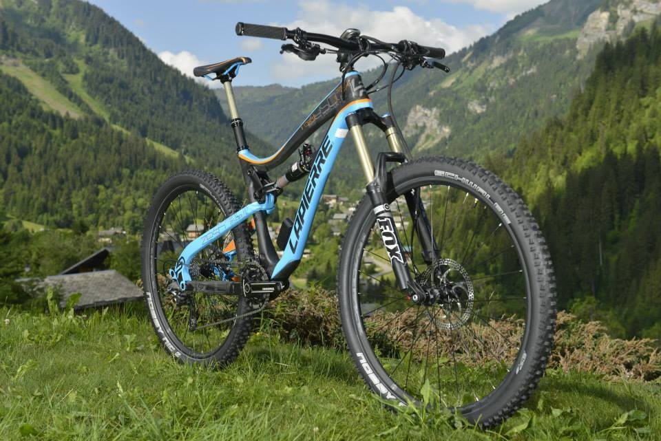 2014 Lapierre Zesty AM 527  - Sneak Peek: Lapierre's 2014 Spicy 650B, Zesty AM 650B, and Zesty Trail 29er - Mountain Biking Pictures - Vital MTB
