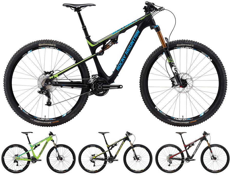 First Look: Inside Rocky Mountain and the 2014 Instinct