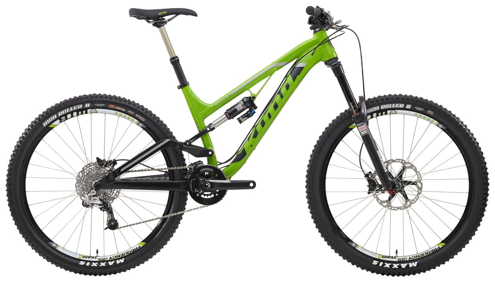 First Look: Kona's 2014 Process Lineup - One Platform, Three Bikes, Six Models - First Look: Kona's 2014 Process Lineup - Mountain Biking Pictures - Vital MTB