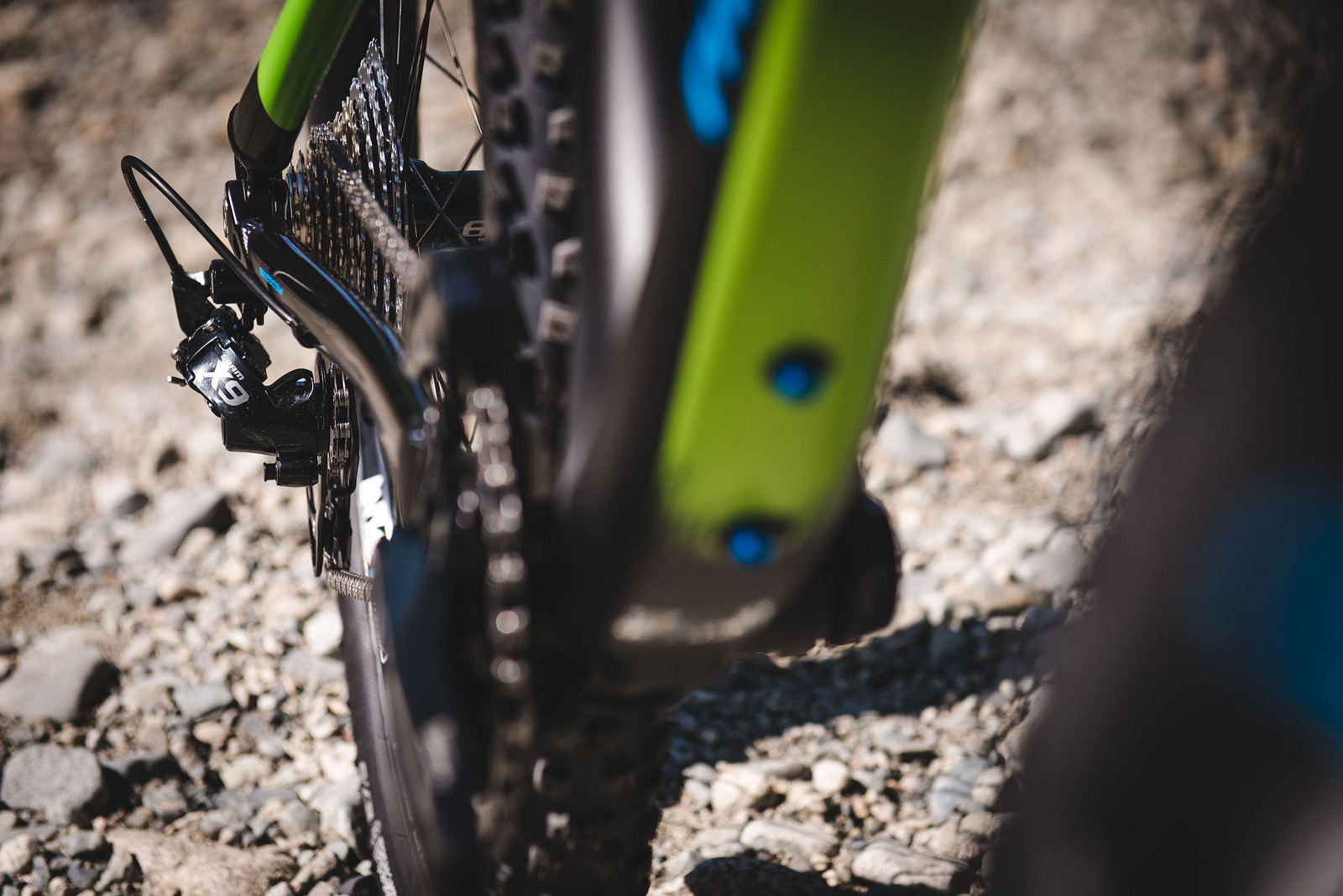 Altitude 770 MSL Rally Edition Drivetrain - First Look: 2014 Rocky Mountain Altitude Rally Edition - Get Rowdy! - Mountain Biking Pictures - Vital MTB