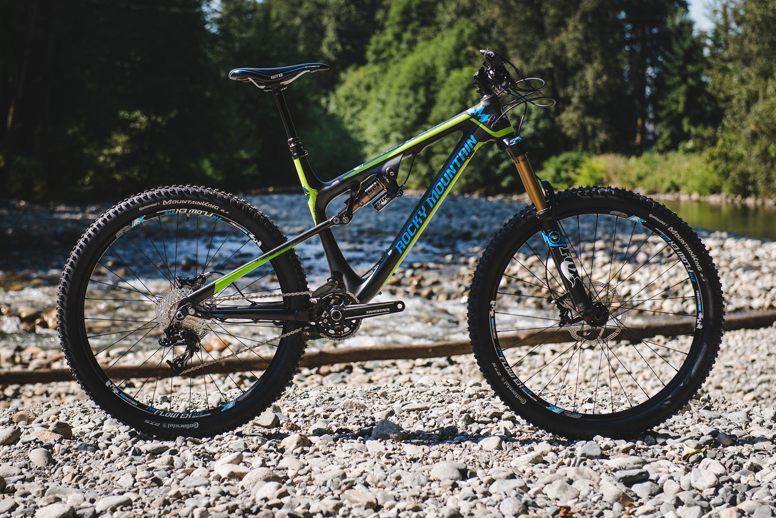 Altitude 770 MSL Rally Edition - First Look: 2014 Rocky Mountain Altitude Rally Edition - Get Rowdy! - Mountain Biking Pictures - Vital MTB