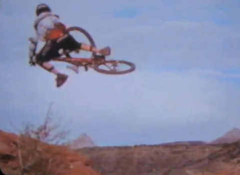 #ThrowbackThursday - Jesse Roberts in Ride to the Hills, 2001 - bturman - Mountain Biking Pictures - Vital MTB