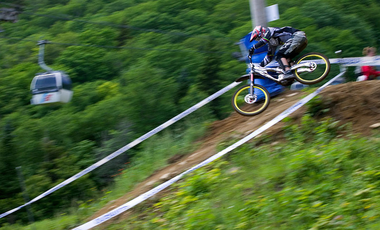 #ThrowbackThursday - 2006 Mont Sainte Anne World Cup Gallery from Littermag - bturman - Mountain Biking Pictures - Vital MTB