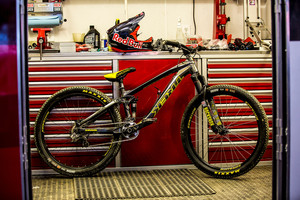 Brandon Semenuk's Winning Bike and Red Bull Joyride Run