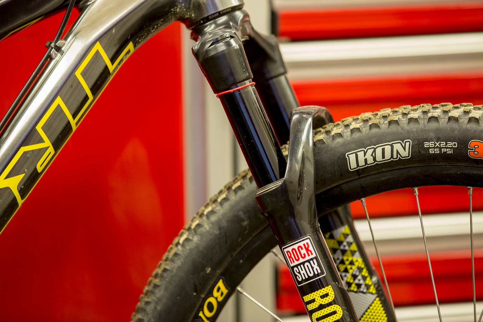 Brandon Semenuk's Winning Bike - Winning Bike: Brandon Semenuk's Trek Ticket S - Mountain Biking Pictures - Vital MTB