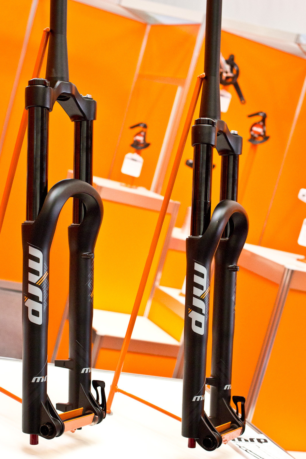 MRP Stage Forks - 2014 Mountain Bike Components at Eurobike 2013 - Mountain Biking Pictures - Vital MTB