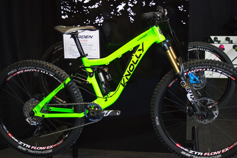 2014 Knolly Warden - 2014 Trail, All-Mountain & Enduro Bikes at Eurobike 2013 - Mountain Biking Pictures - Vital MTB