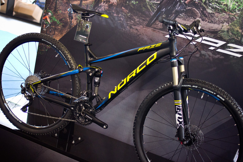 2014 Norco Faze 2014 Trail All Mountain Enduro Bikes At