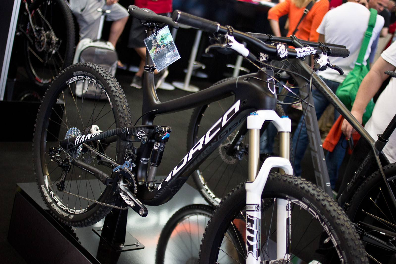 2014 Norco Range Carbon - 2014 Trail, All-Mountain & Enduro Bikes at Eurobike 2013 - Mountain Biking Pictures - Vital MTB