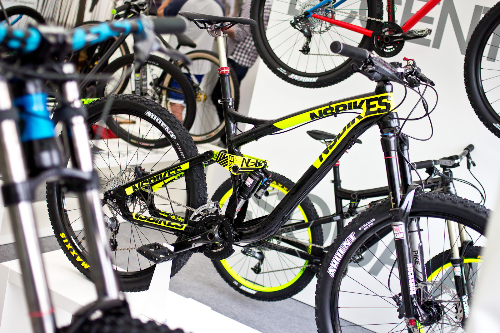 2014 NS Snabb - 2014 Trail, All-Mountain & Enduro Bikes at Eurobike 2013 - Mountain Biking Pictures - Vital MTB