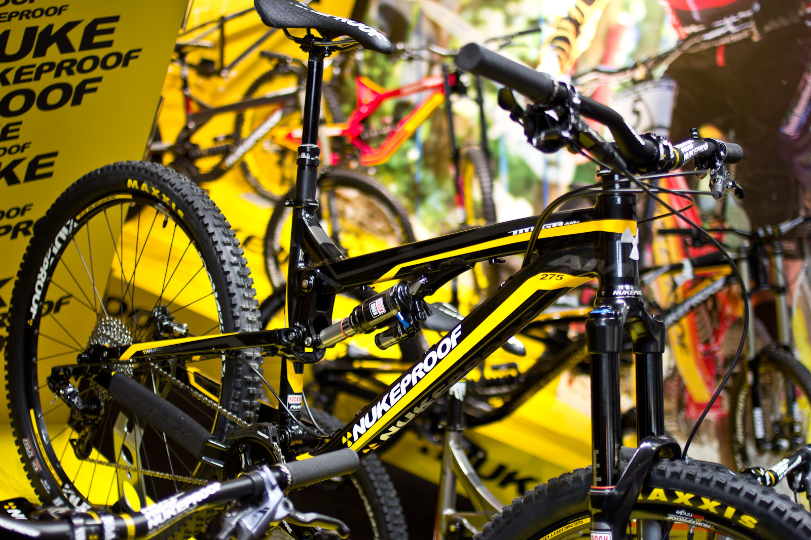 2014 Nukeproof Mega AM 27 5 - 2014 Trail, All-Mountain & Enduro Bikes at Eurobike 2013 - Mountain Biking Pictures - Vital MTB