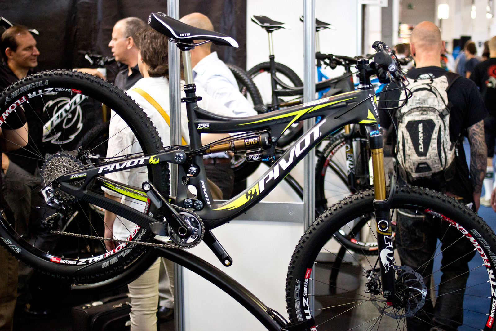 2014 Pivot Mach 6 - 2014 Trail, All-Mountain & Enduro Bikes at Eurobike 2013 - Mountain Biking Pictures - Vital MTB