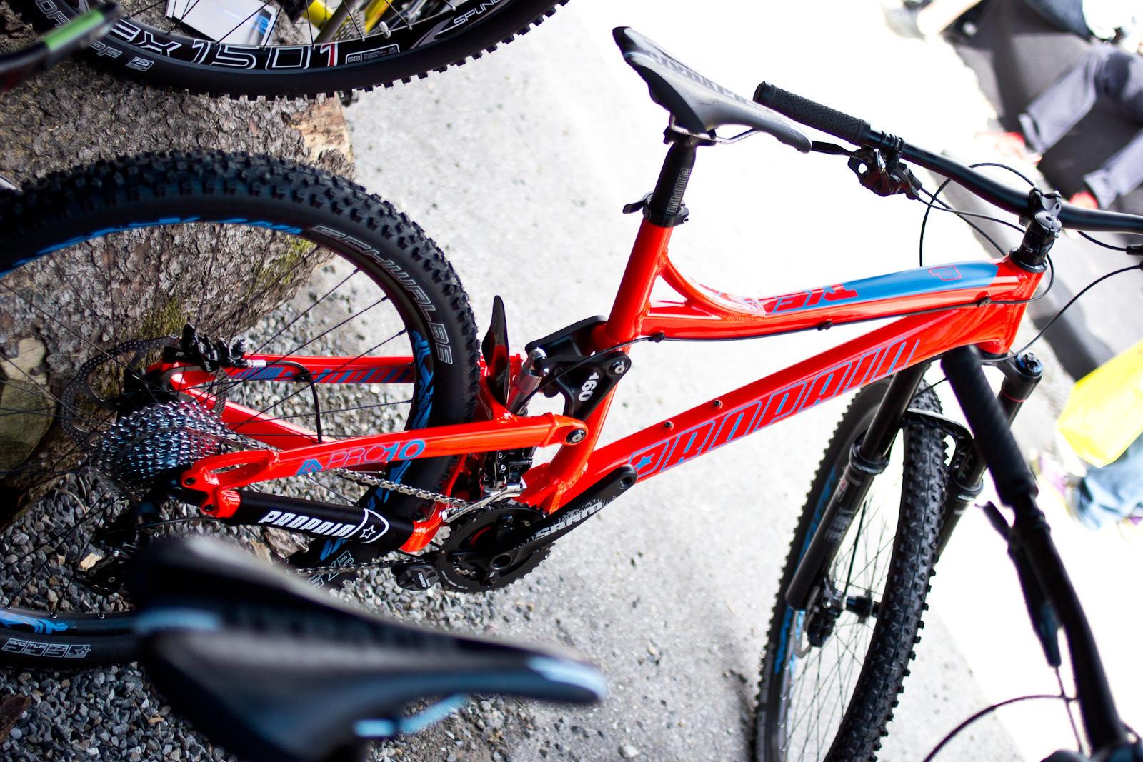2014 Propain Tyee 650B - 2014 Trail, All-Mountain & Enduro Bikes at Eurobike 2013 - Mountain Biking Pictures - Vital MTB