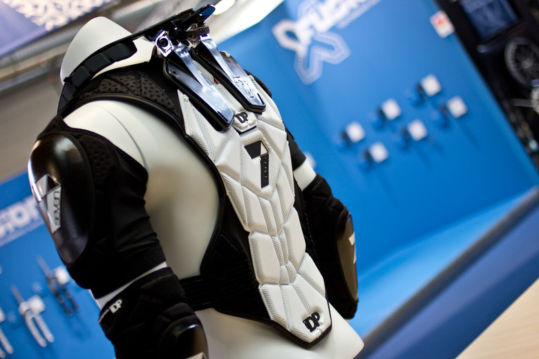 Seven Protection Control Suit   - 2014 Mountain Bike Apparel & Protection at Eurobike 2013 - Mountain Biking Pictures - Vital MTB