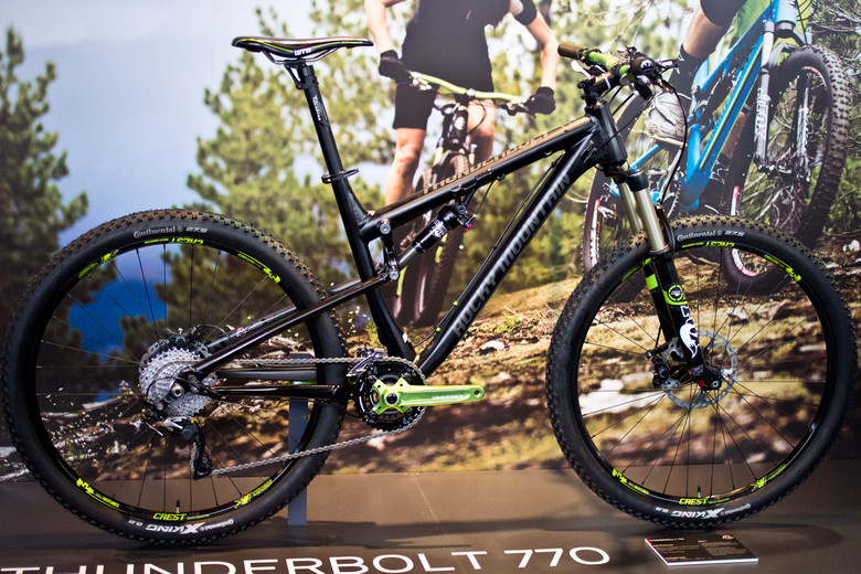 2014 Rocky Mountain Thunderbolt - 2014 Trail, All-Mountain & Enduro Bikes at Eurobike 2013 - Mountain Biking Pictures - Vital MTB