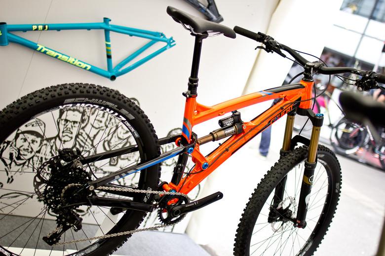 2014 Transition Covert 27 5 - 2014 Trail, All-Mountain & Enduro Bikes at Eurobike 2013 - Mountain Biking Pictures - Vital MTB