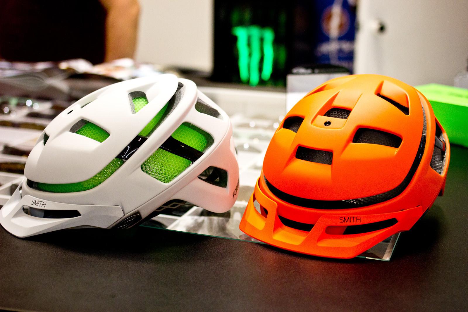 Smith Forefront Helmet - 2014 Mountain Bike Apparel & Protection at Eurobike 2013 - Mountain Biking Pictures - Vital MTB