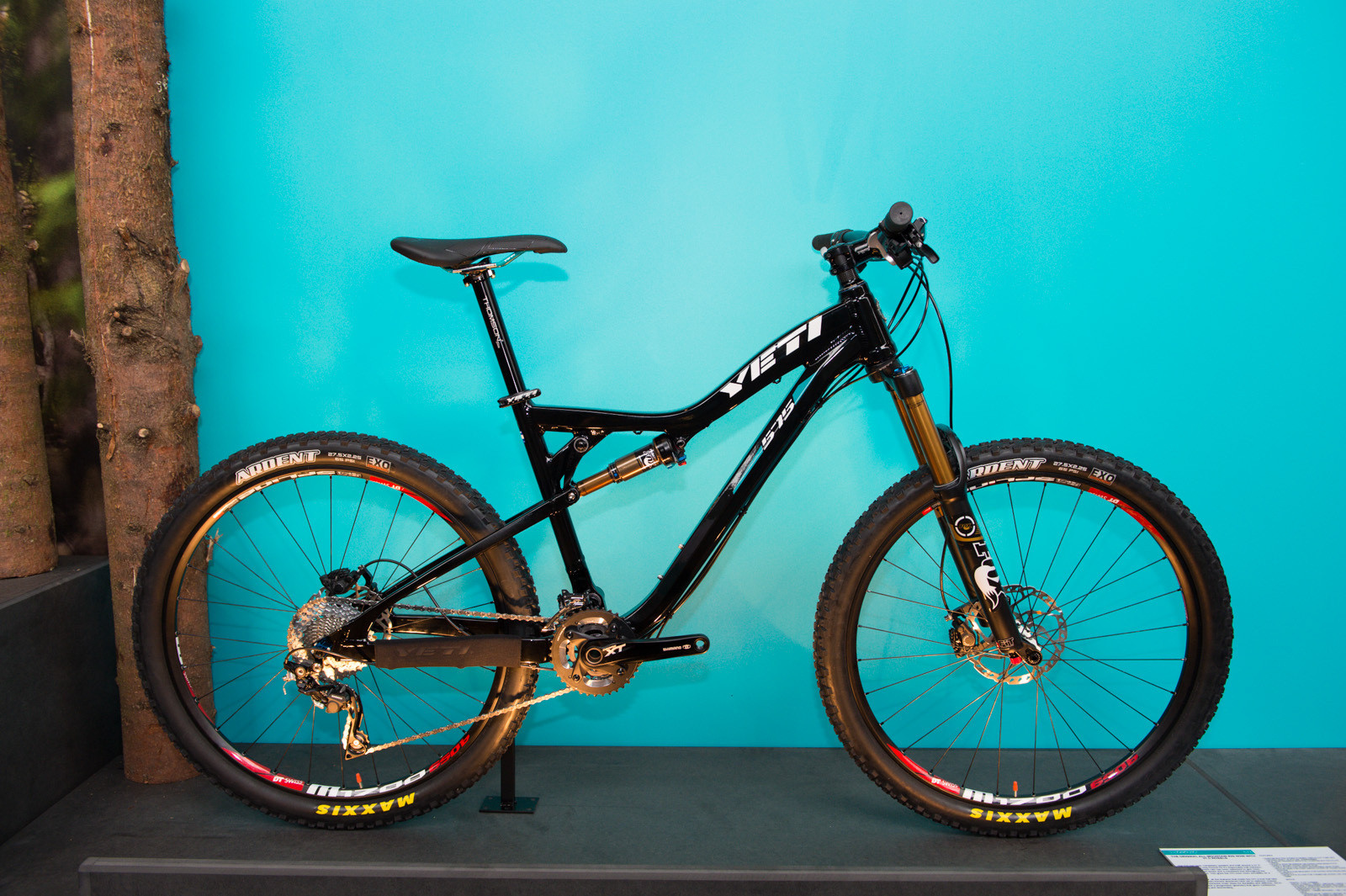 2014 Yeti 575 - Now in 27.5 - 2014 Trail, All-Mountain & Enduro Bikes at Eurobike 2013 - Mountain Biking Pictures - Vital MTB