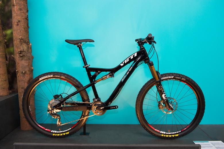 2014 Yeti 575 - Now in 27.5 - 2014 Trail, All-Mountain & Enduro Bikes at Eurobike 2013 - Mountain Biking Pictures - Vital MTB