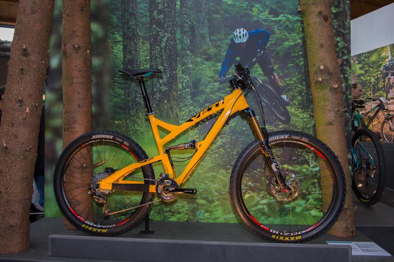 2014 Yeti SB-75 - 2014 Trail, All-Mountain & Enduro Bikes at Eurobike 2013 - Mountain Biking Pictures - Vital MTB