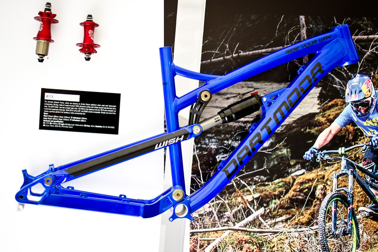 2014 Dartmoor Wish - 2014 Trail, All-Mountain & Enduro Bikes at Eurobike 2013 - Mountain Biking Pictures - Vital MTB