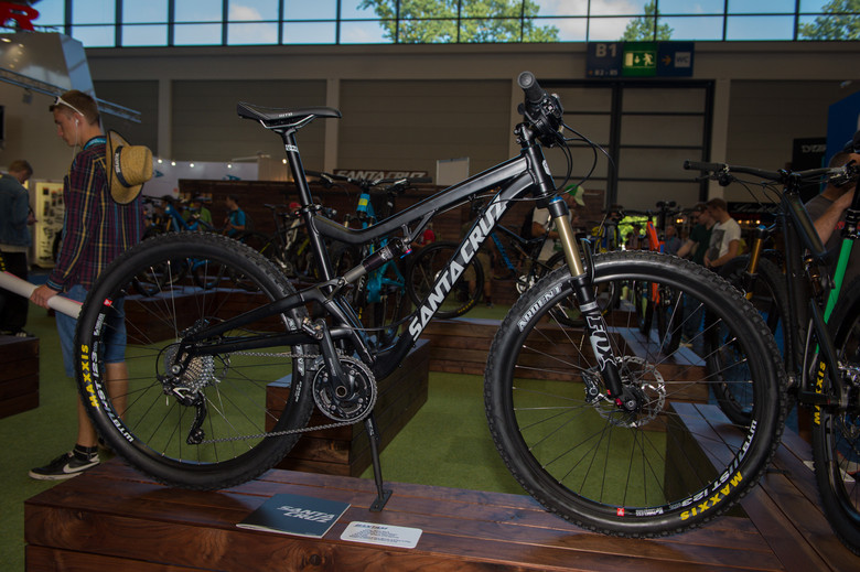 2014 Santa Cruz Bantam - 2014 Trail, All-Mountain & Enduro Bikes at Eurobike 2013 - Mountain Biking Pictures - Vital MTB