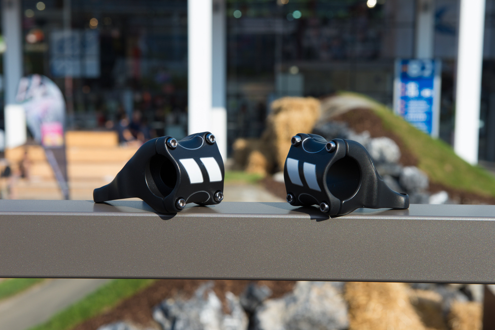 ENVE Carbon Direct Mount Stem - 2014 Mountain Bike Components at Eurobike 2013 - Mountain Biking Pictures - Vital MTB