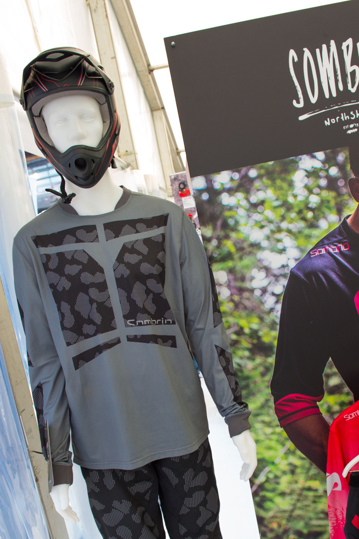 2014 Sombrio Tyvekia Collection - 2014 Mountain Bike Apparel & Protection at Eurobike 2013 - Mountain Biking Pictures - Vital MTB