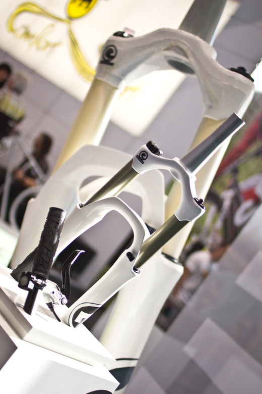 Magura eLECT Fork - 2014 Mountain Bike Components at Eurobike 2013 - Mountain Biking Pictures - Vital MTB