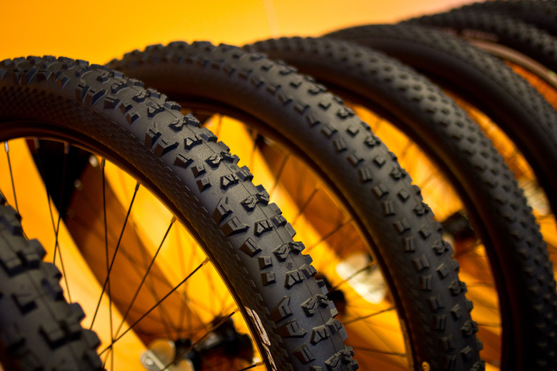 Continental Goes 650B - 2014 Mountain Bike Components at Eurobike 2013 - Mountain Biking Pictures - Vital MTB