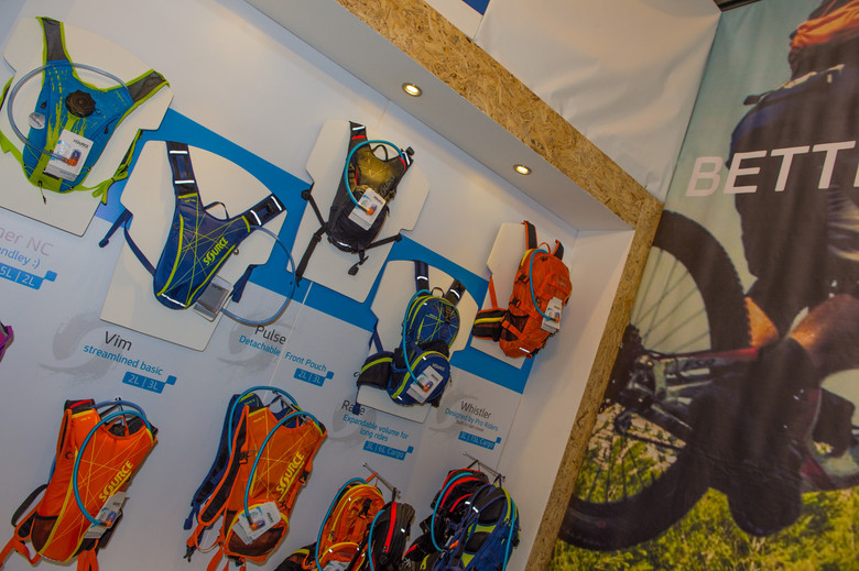 Source Outdoor Packs - 2014 Mountain Bike Apparel & Protection at Eurobike 2013 - Mountain Biking Pictures - Vital MTB