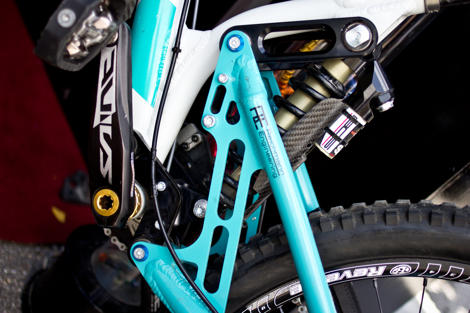 Reichmann Engineering RIP DH Bike - 2014 Downhill Bikes at Eurobike 2013 - Mountain Biking Pictures - Vital MTB