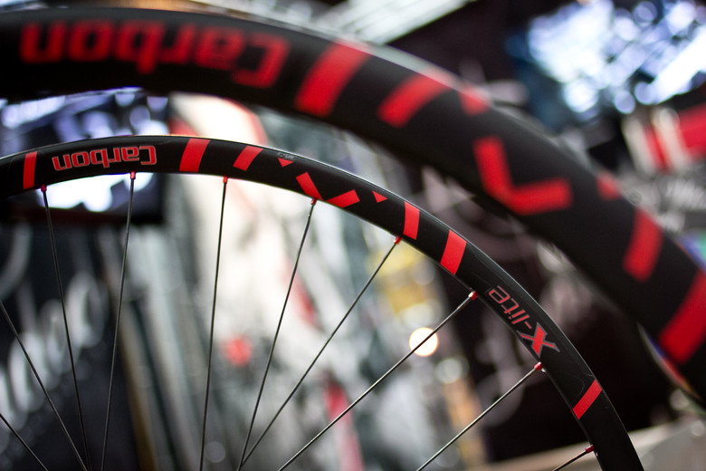 Loaded Precision X-lite Carbon Wheels - INTERBIKE: Part 4 - Another 30 New Products for 2014 - Mountain Biking Pictures - Vital MTB