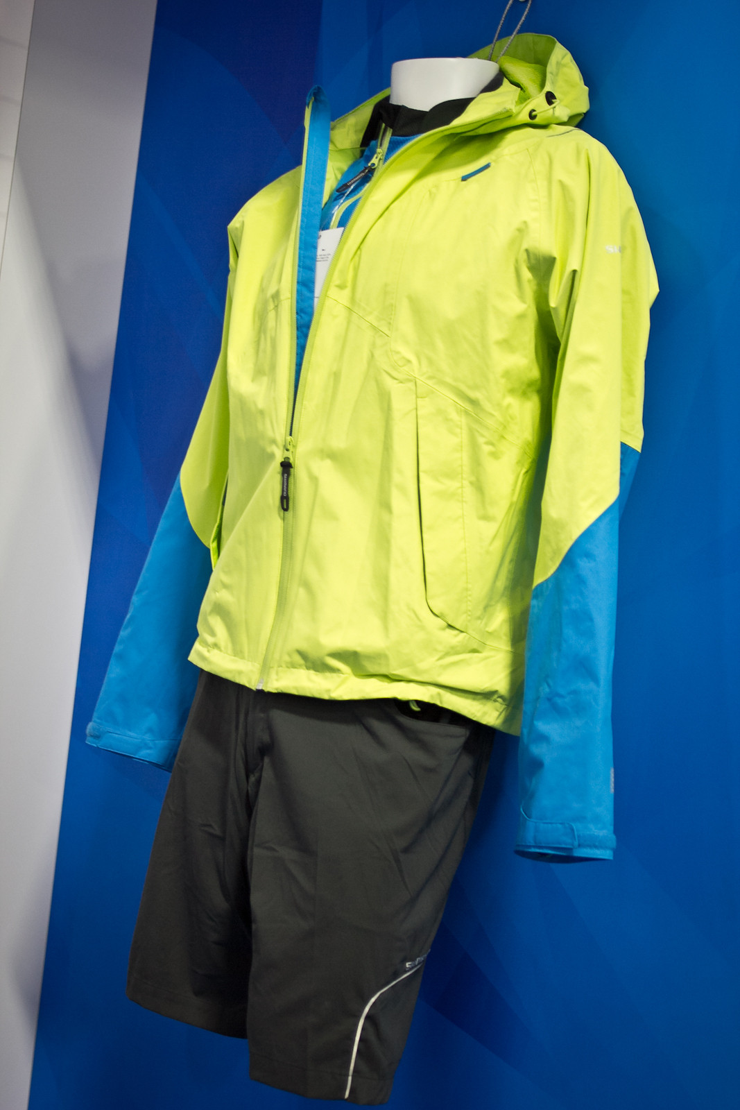 Shimano Storm Jacket - INTERBIKE: Part 4 - Another 30 New Products for 2014 - Mountain Biking Pictures - Vital MTB