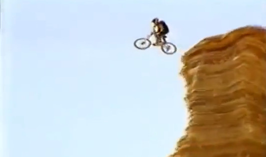 #ThrowbackThursday - Josh Bender's Biggest Hucks and Massive Crashes - bturman - Mountain Biking Pictures - Vital MTB