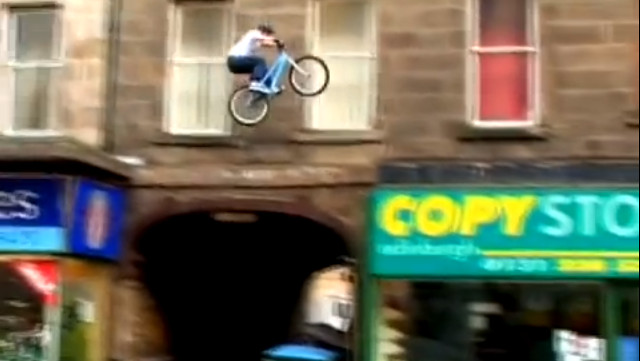 #ThrowbackThursday - The Video That Made Danny MacAskill Famous - bturman - Mountain Biking Pictures - Vital MTB