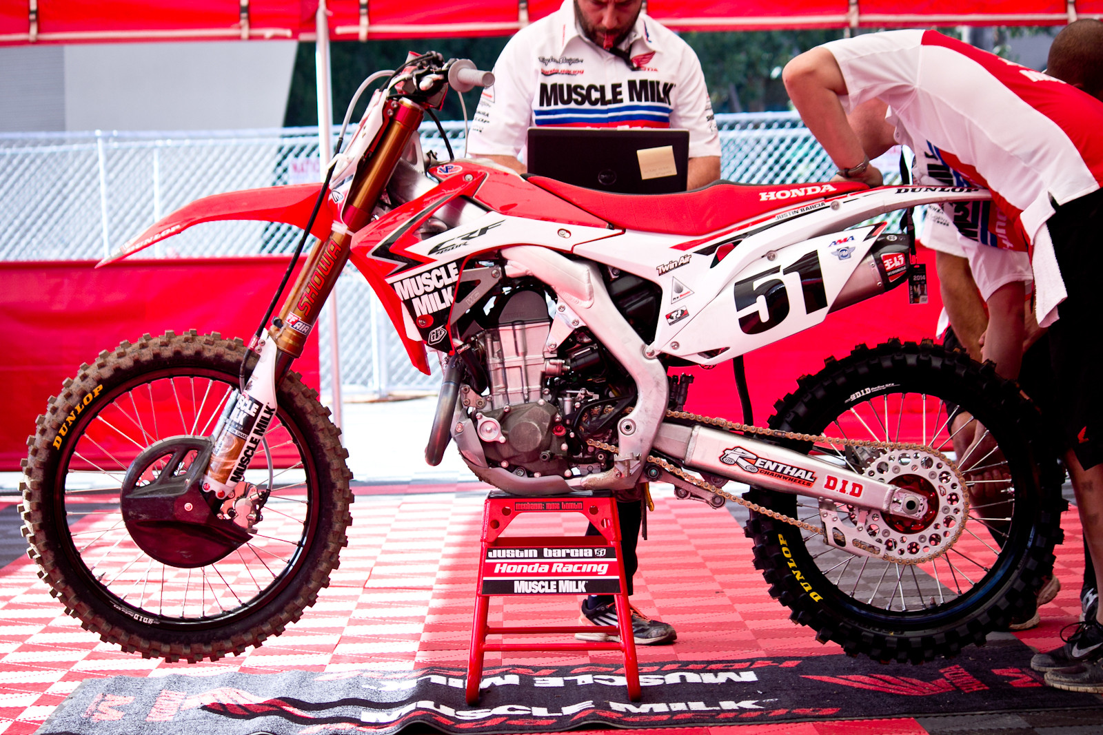 What the Motocross Pros Ride: Justin Barcia's Other Ride - What the Motocross Pros Ride - Mountain Biking Pictures - Vital MTB