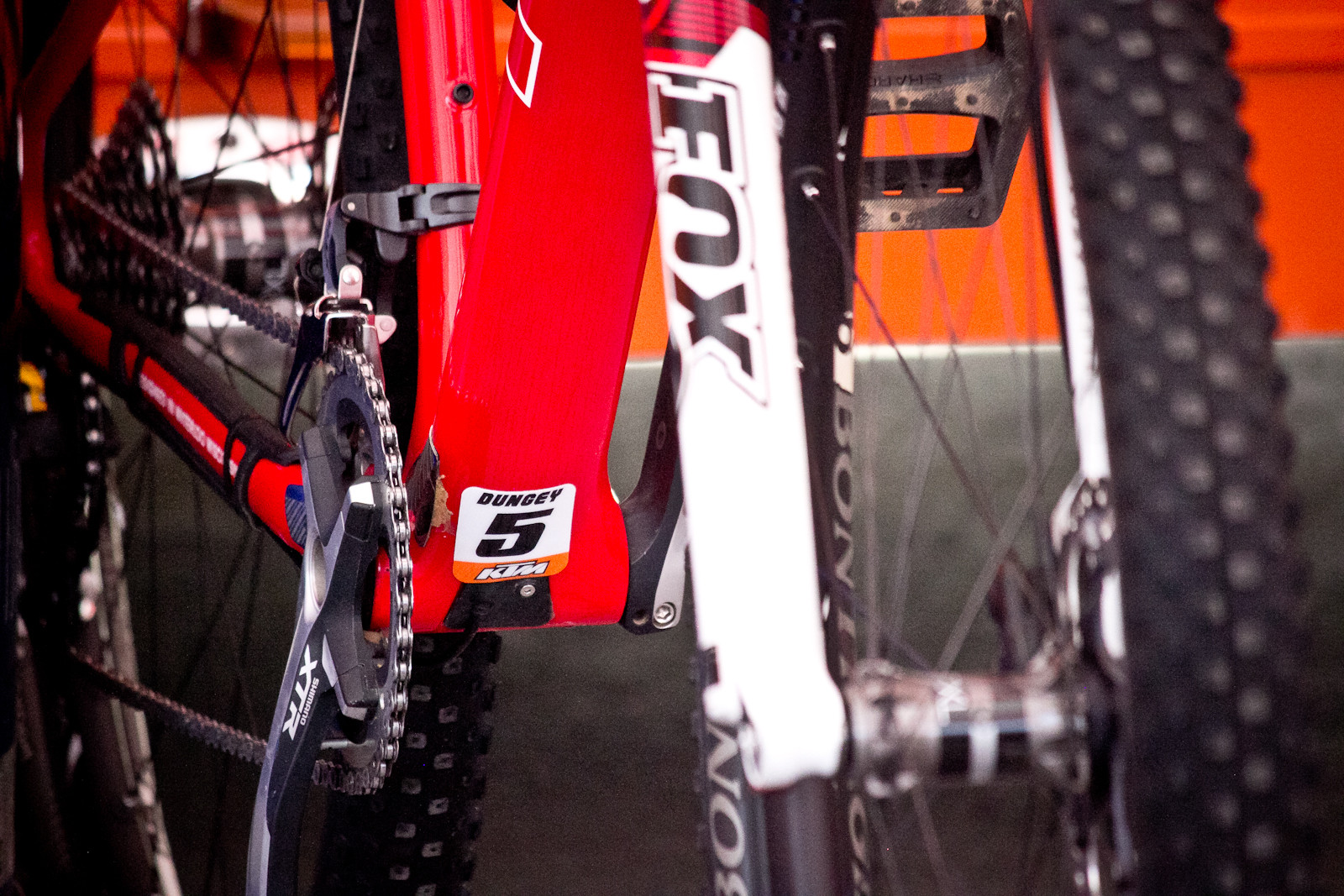 What the Motocross Pros Ride: Ryan Dungey's Trek Project One Superfly 9.9 SL - What the Motocross Pros Ride - Mountain Biking Pictures - Vital MTB