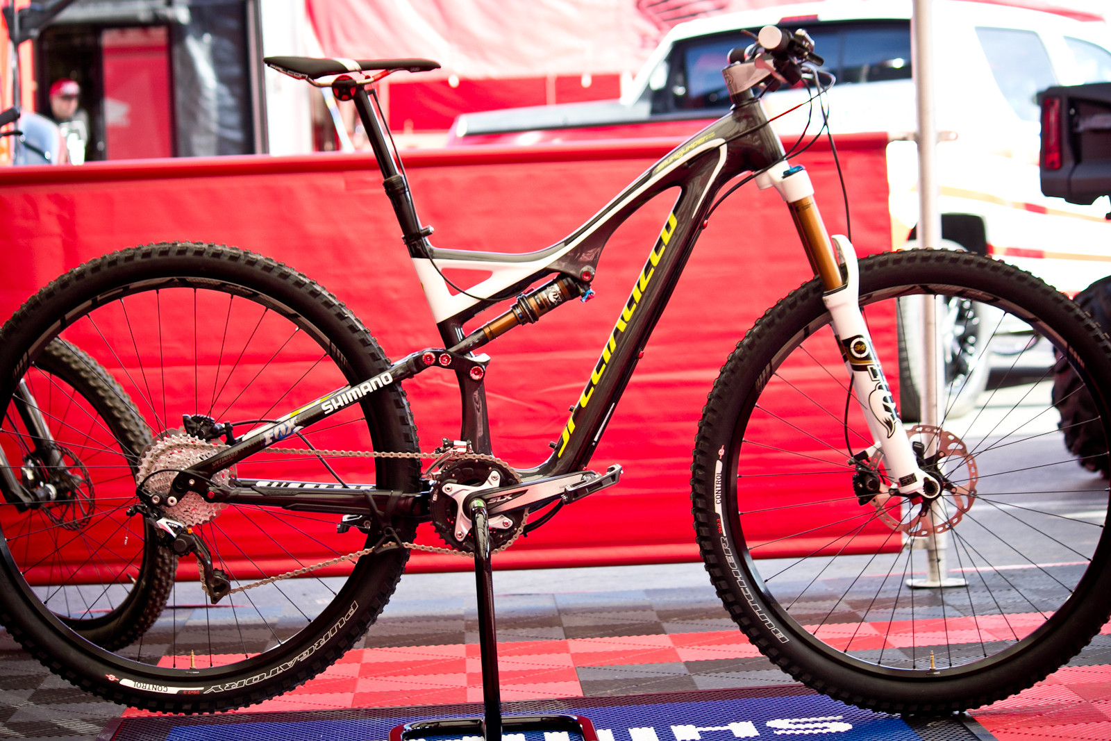What the Motocross Pros Ride: Justin Barcia's Custom Specialized Stumpjumper EVO 29 - What the Motocross Pros Ride - Mountain Biking Pictures - Vital MTB
