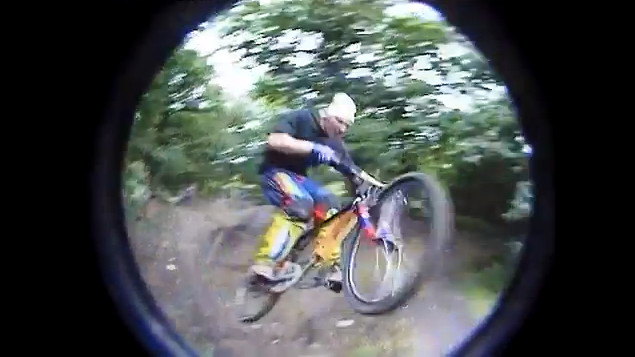 #ThrowbackThursday - Steve Peat at Home in 1998, Sprung 2 - bturman - Mountain Biking Pictures - Vital MTB