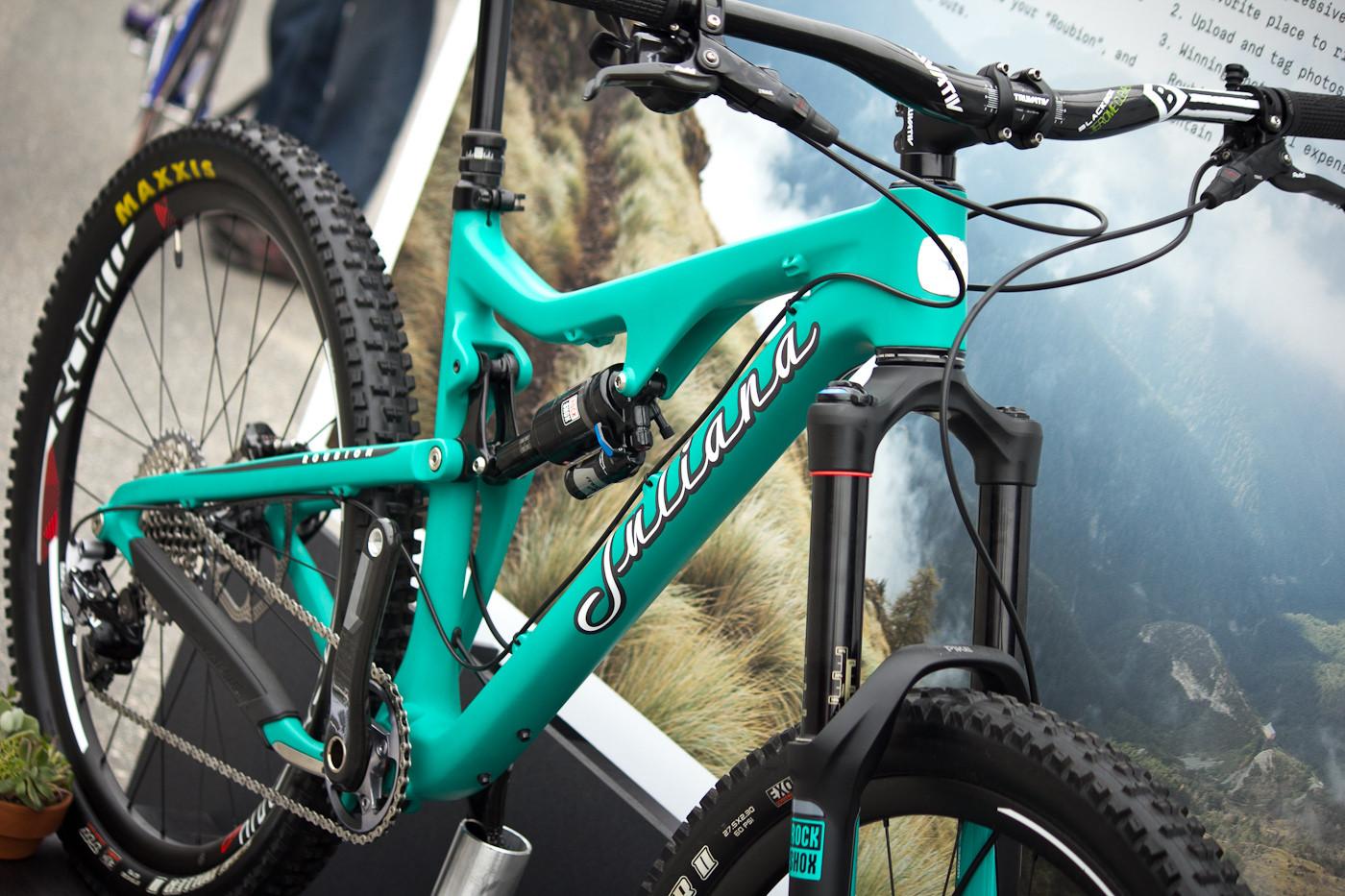2015 Juliana Roubion - Sea Otter Classic - 2014 Sea Otter Classic Pit Bits - Final Edition - Mountain Biking Pictures - Vital MTB