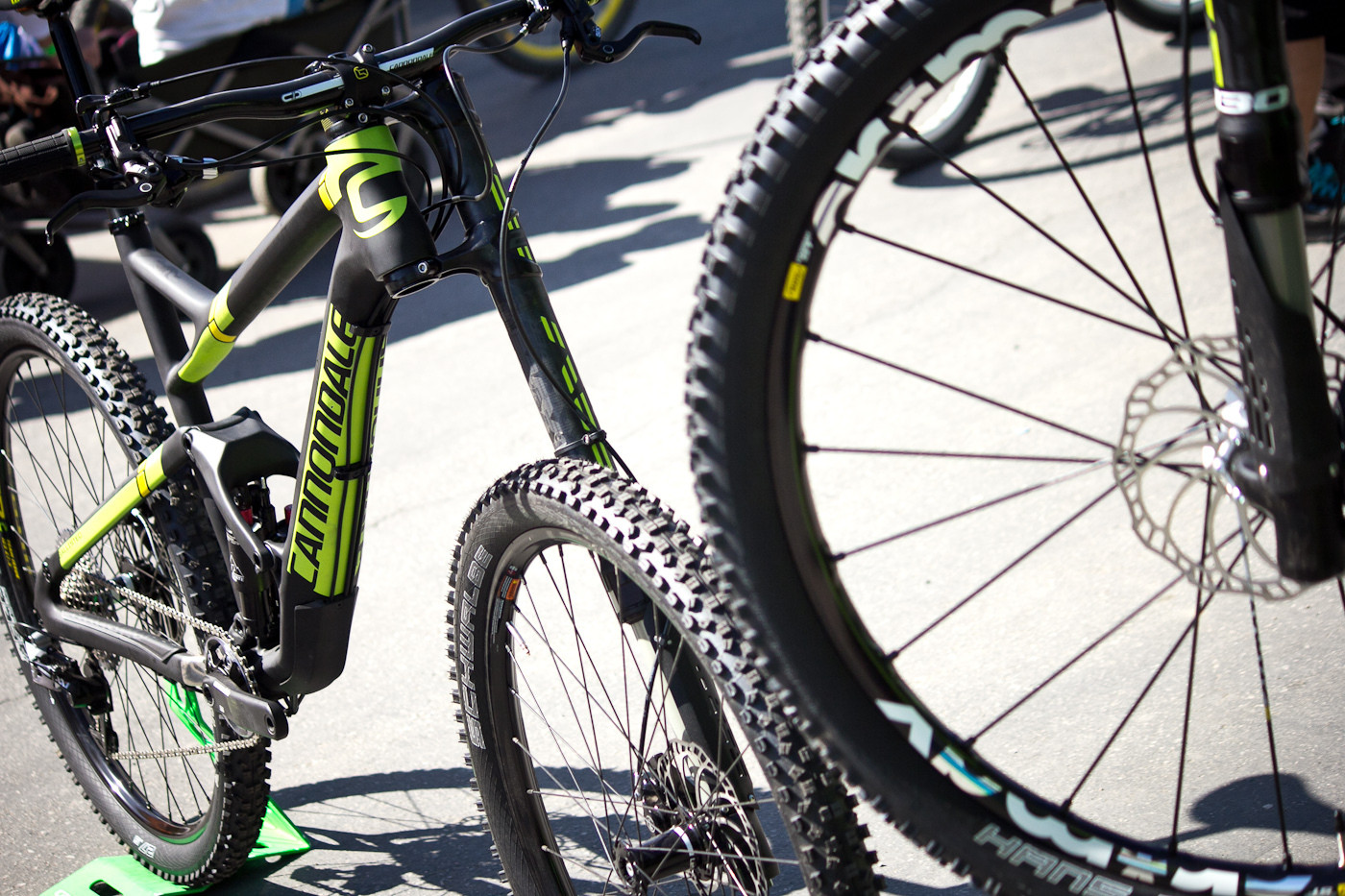 2015 Cannondale Jekyll 27.5 - Sea Otter Classic - 2014 Sea Otter Classic Pit Bits - Final Edition - Mountain Biking Pictures - Vital MTB