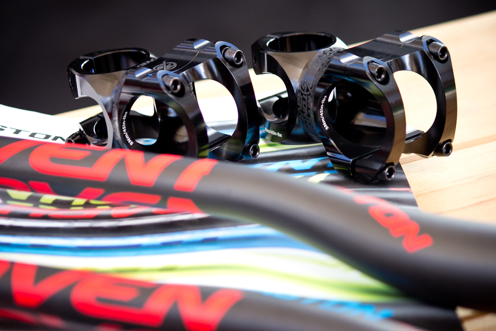 Easton Haven 35 Stems - Sea Otter Classic - 2014 Sea Otter Classic Pit Bits - Final Edition - Mountain Biking Pictures - Vital MTB