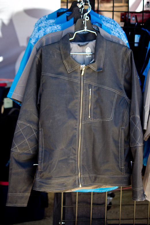 Club Ride Eclipse Bomber Jacket - Sea Otter Classic - 2014 Sea Otter Classic Pit Bits - Final Edition - Mountain Biking Pictures - Vital MTB
